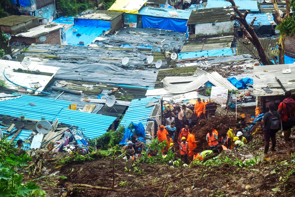Mumbai rain fury: Death toll rises to 29 in house collapses after landslides