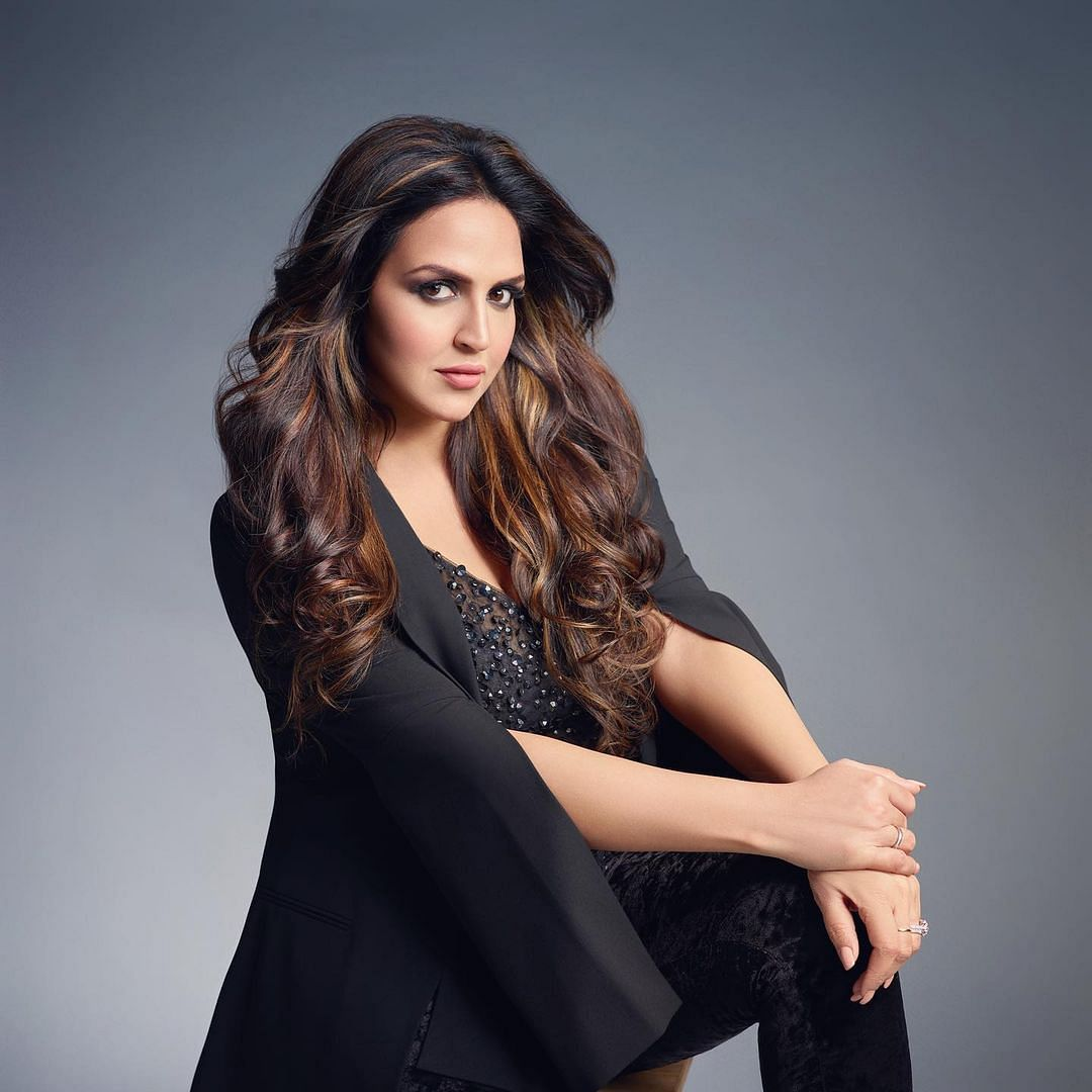 Esha Deol to make digital debut with Ajay Devgn's 'Rudra: The Edge Of Darkness'