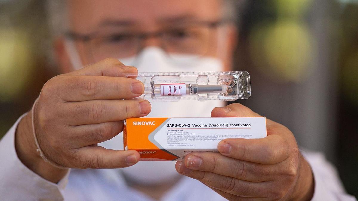 Chinese vaccine, CoronaVac less effective against Gamma variant