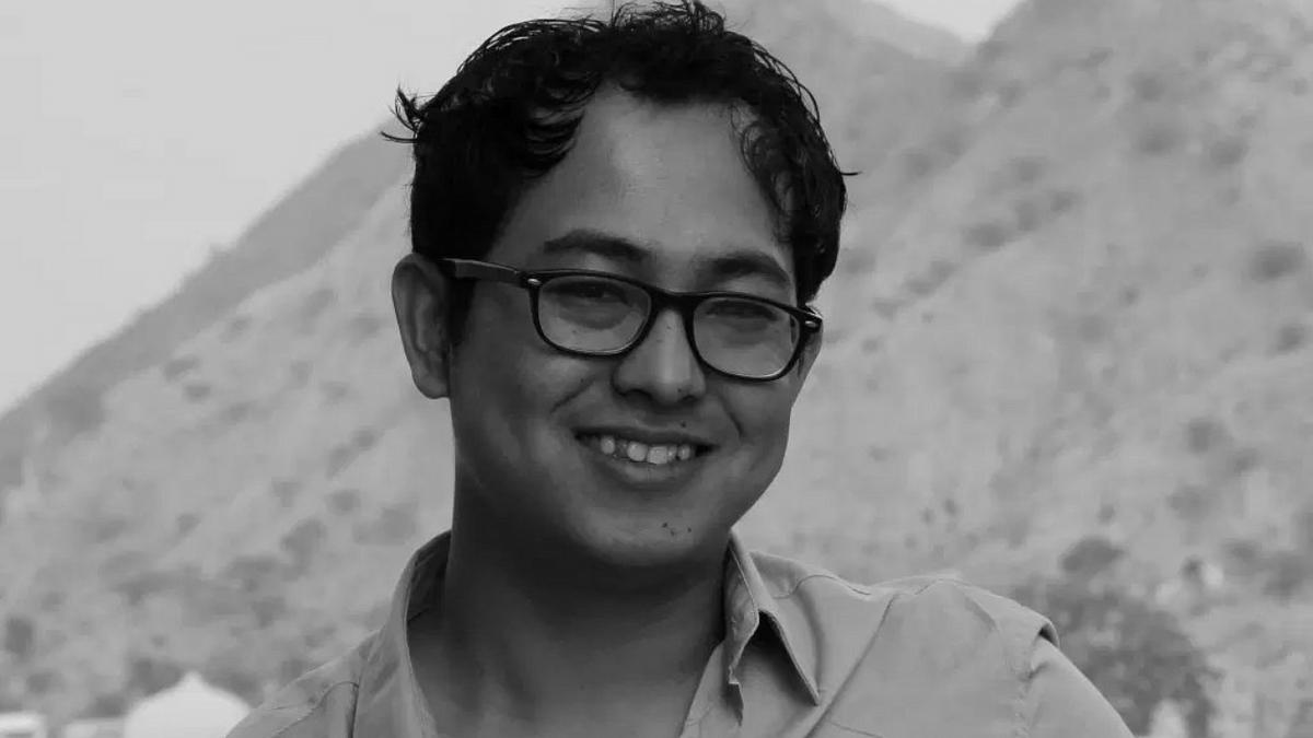 Manipuri activist Erendro Leichombam