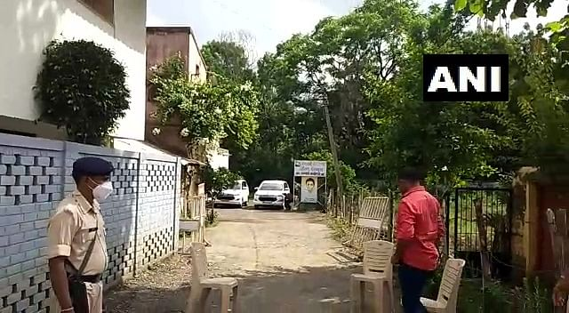 Two separate teams of the ED searched Deshmukh's house in Katol town and his ancestral home at Wadvihira village near Katol