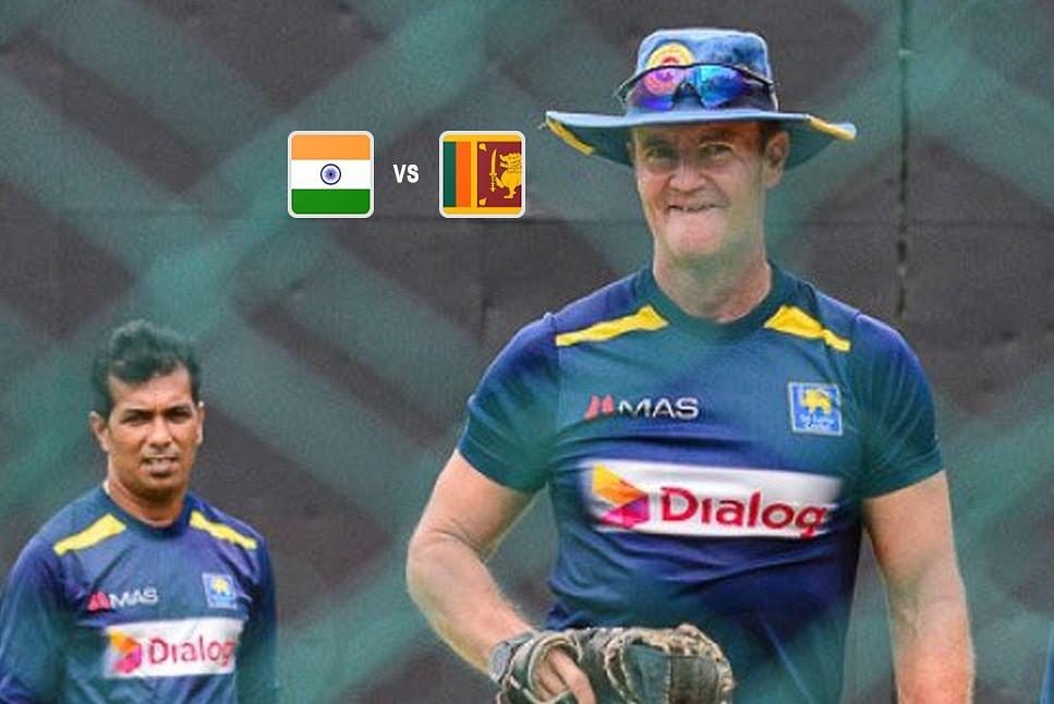 Sri Lankan batting coach (Right)