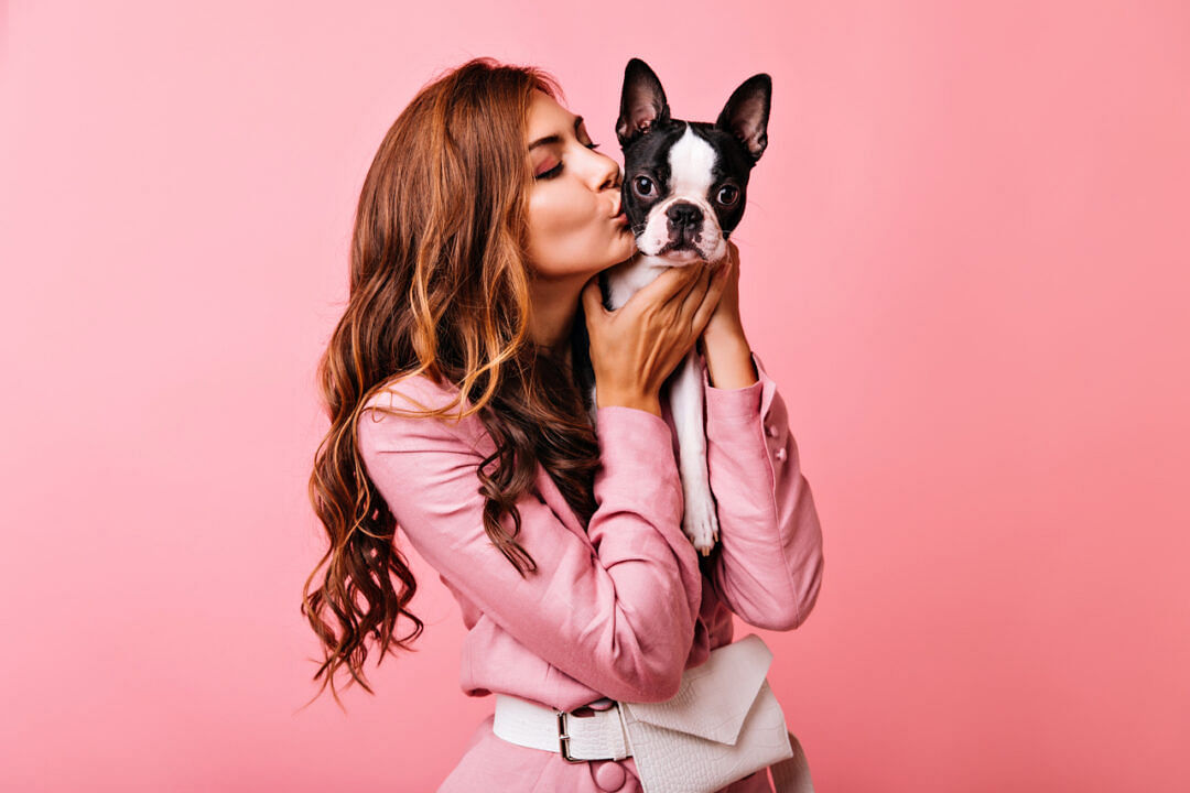 Candid Corner: Wife loves puppy more than hubby!