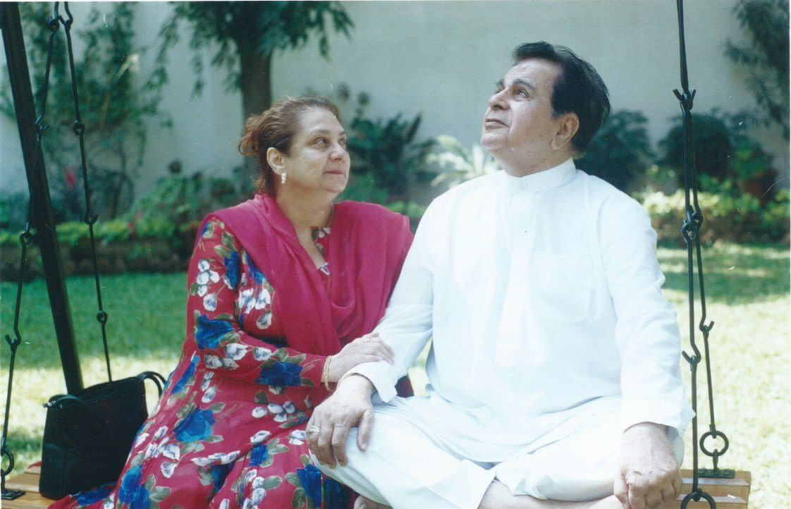 Dilip Kumar Death: From age gap of 22 yrs to being married for 54 yrs – his eternal love story with Saira Banu