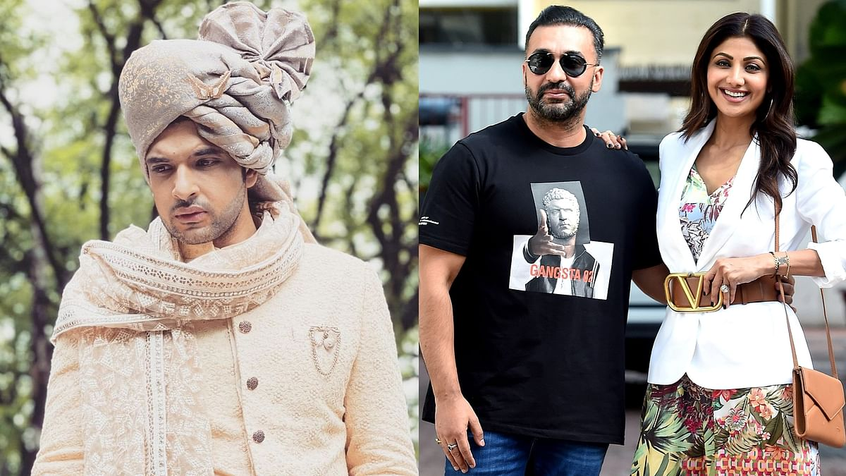 Some started abusing me': Karan Kundrra reacts to being mistaken for Raj  Kundra in porn films