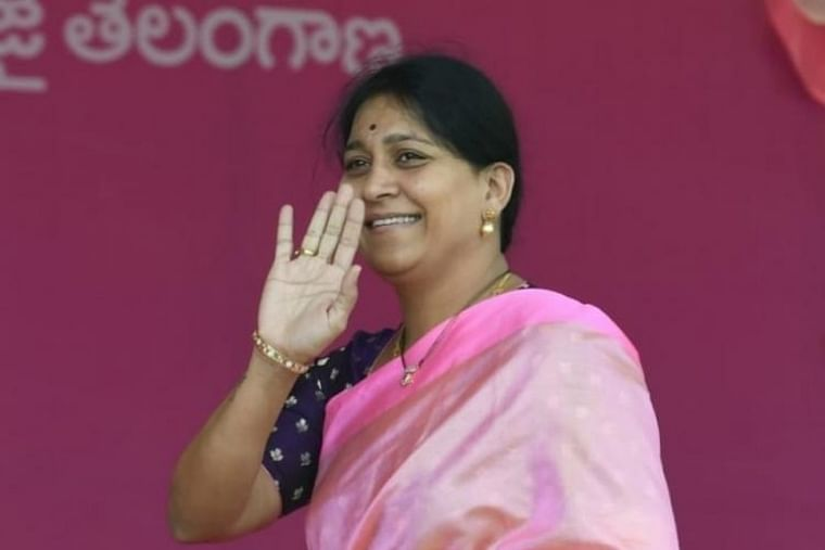 Telangana: TRS' Kavitha Maloth first sitting MP to receive jail term for bribing voters