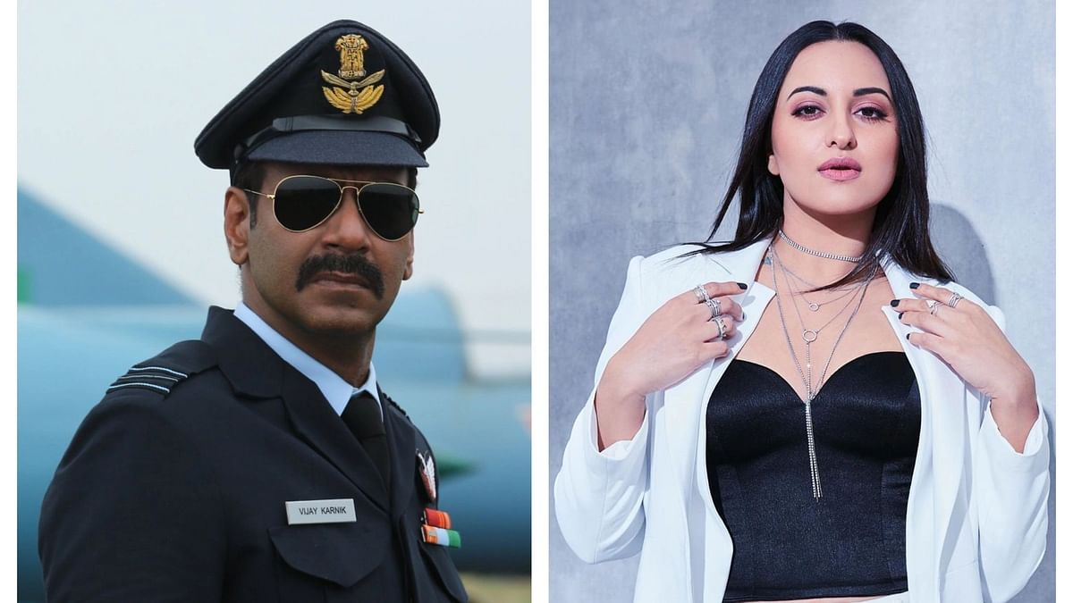 Ajay Devgn, Sonakshi Sinha's 'Bhuj' to release on August 13?