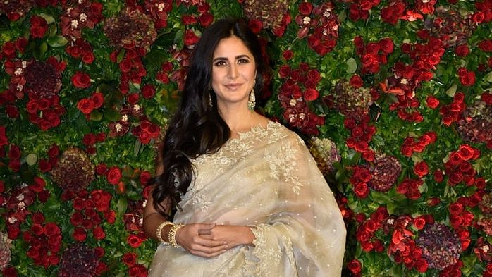 Katrina Kaif Birthday Specials – Stunning pictures of the actress in a saree