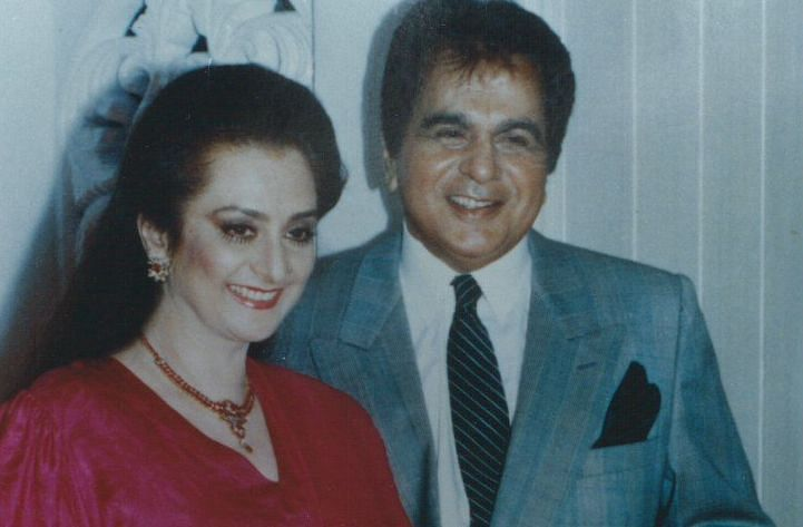 RIP Dilip Kumar: Best moments with Saira Banu in pictures