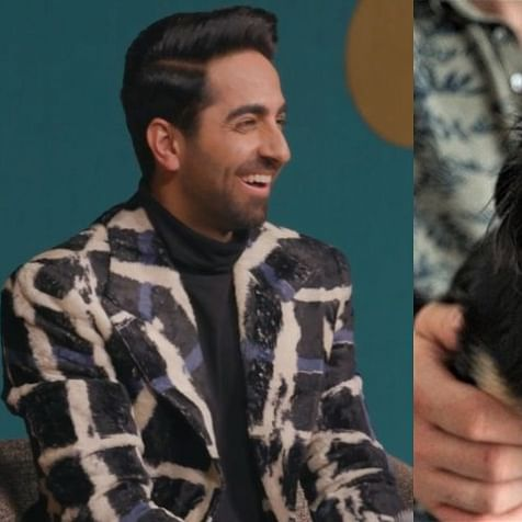 Troll says Ayushmann Khurrana 'looks like a chihuahua'; check out actor's witty reply