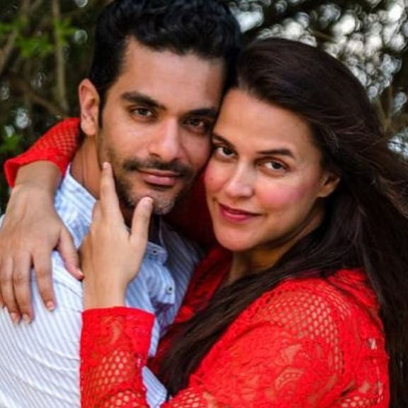 'It's challenging and not easy on her': Angad Bedi on Neha Dhupia's second pregnancy