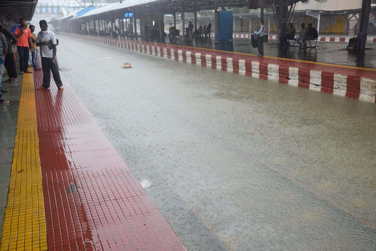 BJP writes to BMC after water filtration plant in Bhandup floods