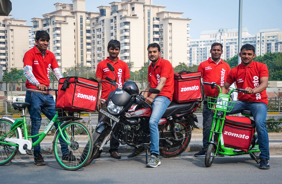 On Tuesday, Zomato said that it raised Rs 4,196 crore from several institutional investors as part of an anchor book allocation. It has allocated 55.2 crore equity shares, to anchor investors, at a price of Rs 76 per share.