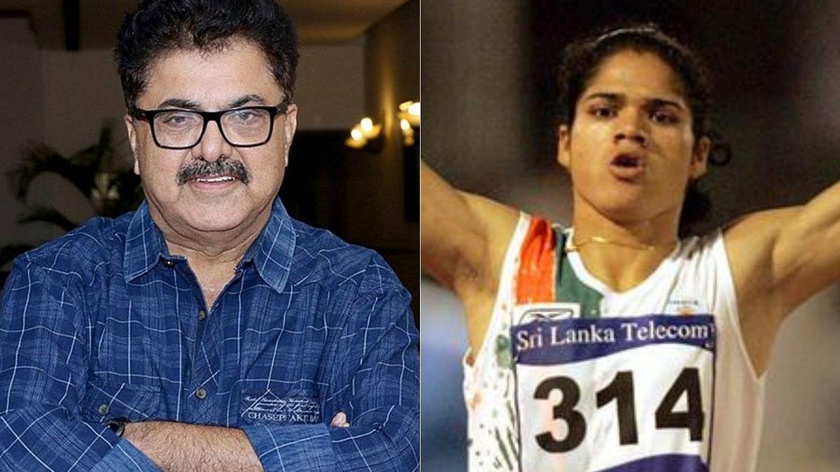 Ashoke Pandit announces film on track and field athlete Pinki Pramanik's life