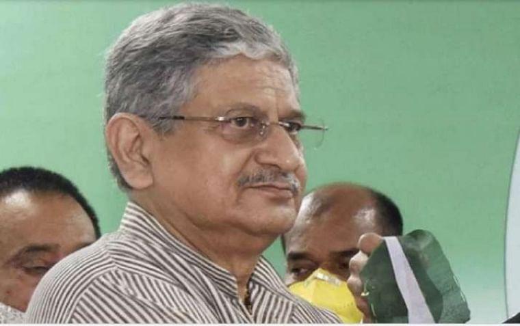 Bihar: Lalan Singh to be new national president of JDU as RCP Singh steps down