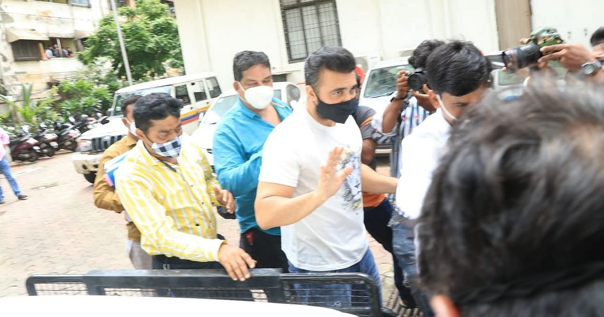 Kundra was planning to stream videos live on new app: Cops