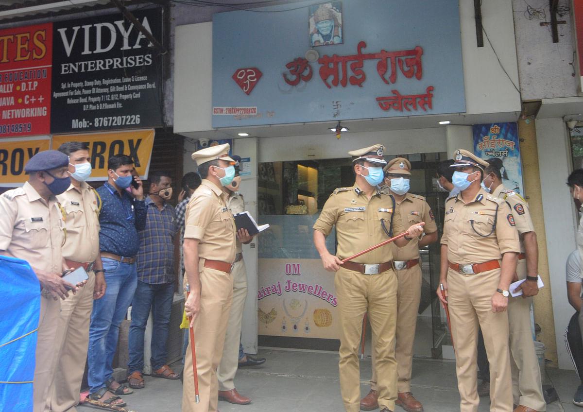 Mumbai: Five arrested for Dahisar jeweler's murder