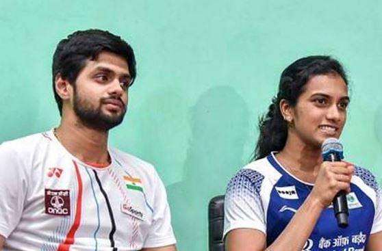 Praneeth and Sindhu