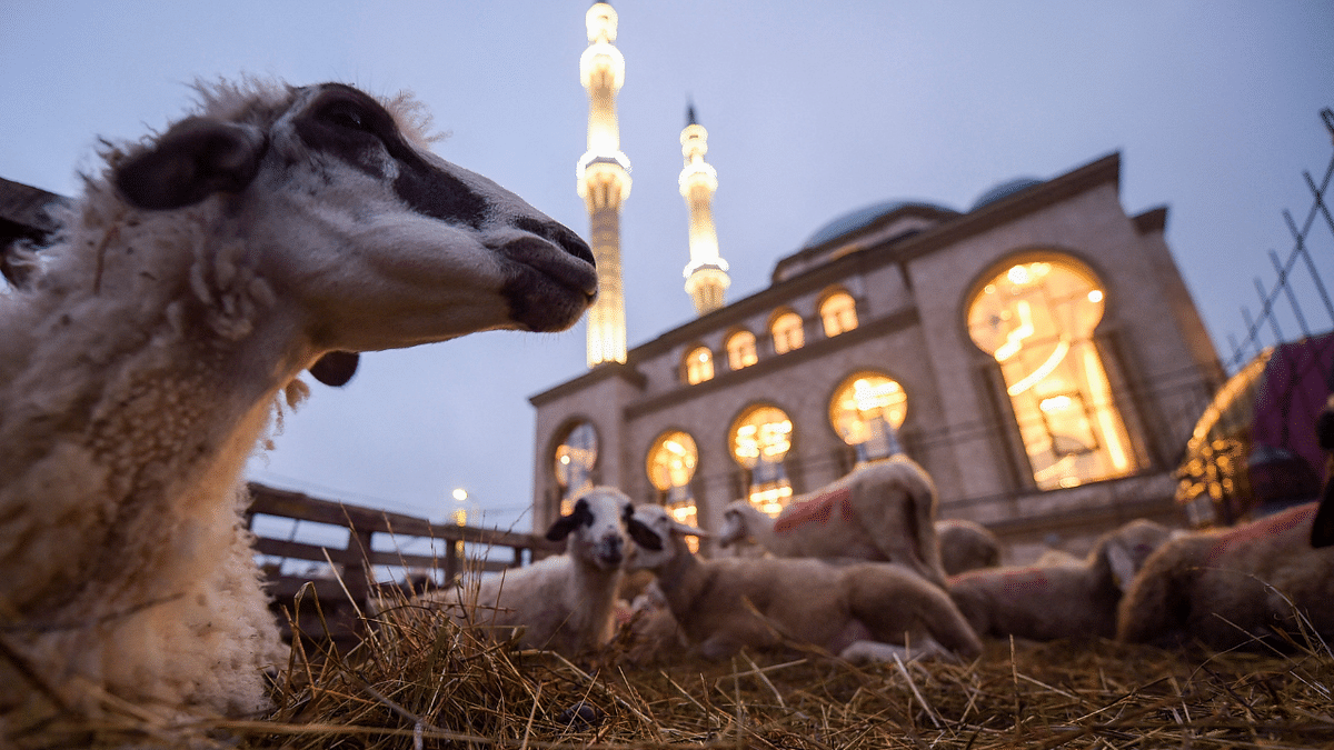 In Photos: Muslims across the globe observe a sombre Eid al-Adha amid COVID-19 restrictions