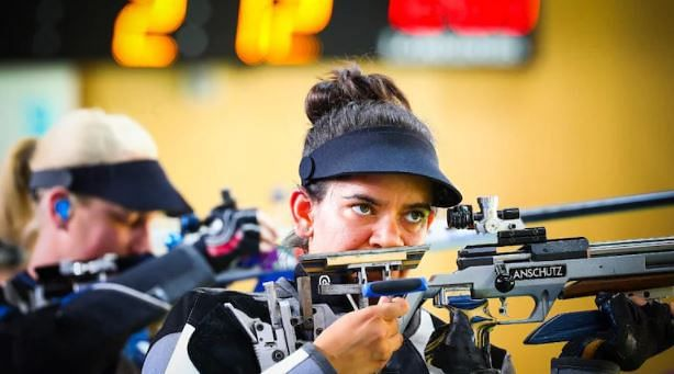 Shooting at Tokyo Olympics: Anjum, Tejaswini fail to qualify for medal event in 50m Rifle 3 Positions