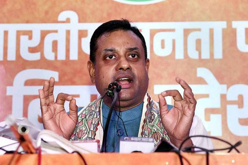BJP's Sambit Patra cites Newsclick's 'dubious' funding as part of conspiracy to defame India