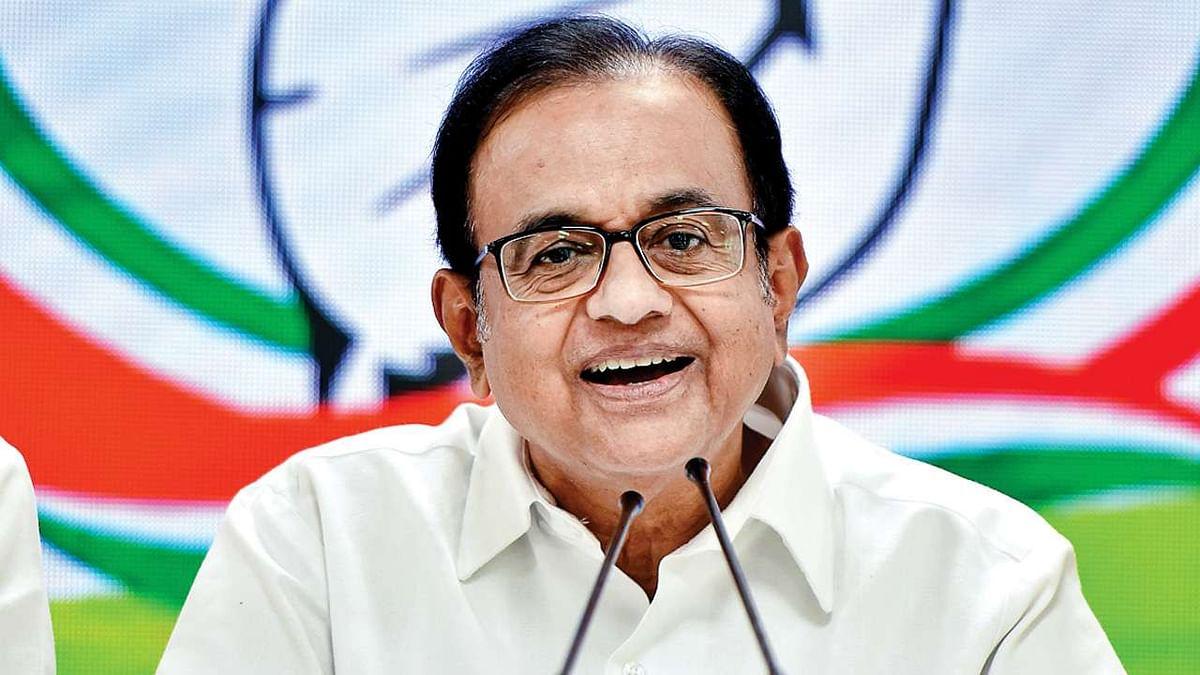 Pegasus row: Government not seeking information on snooping as it was aware, says P Chidambaram