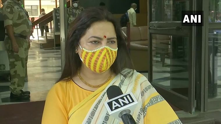 PM Modi made it possible for empowered women to lead country: Meenakshi Lekhi on taking charge