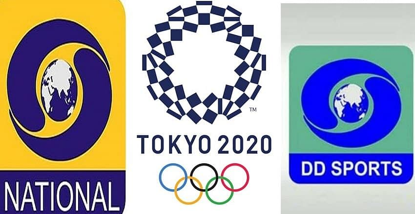 Indian viewers can watch the live telecasts of the Tokyo Olympics 2020 on DD Sports TV Channel and Sony Ten Network