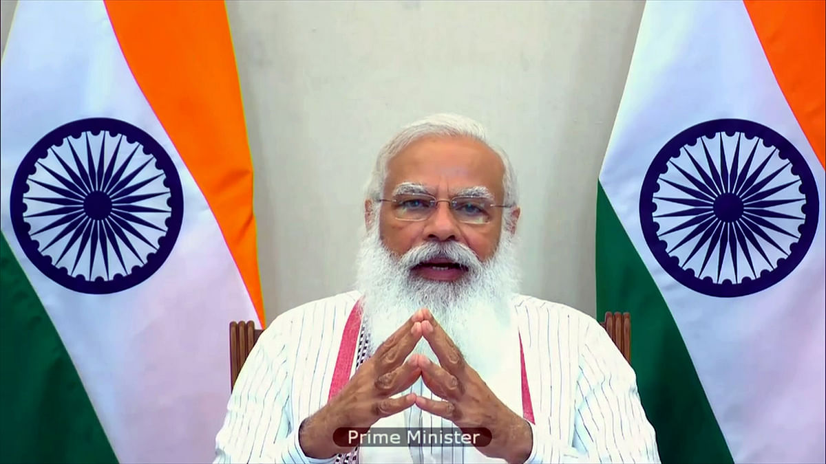 PM Modi to visit Varanasi today, inaugurate public projects Rs 1,500 cr