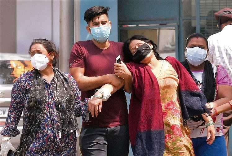 No COVID-19 deaths reported by states due to oxygen shortage: Centre