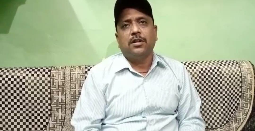 Complainant Ajay Sharma