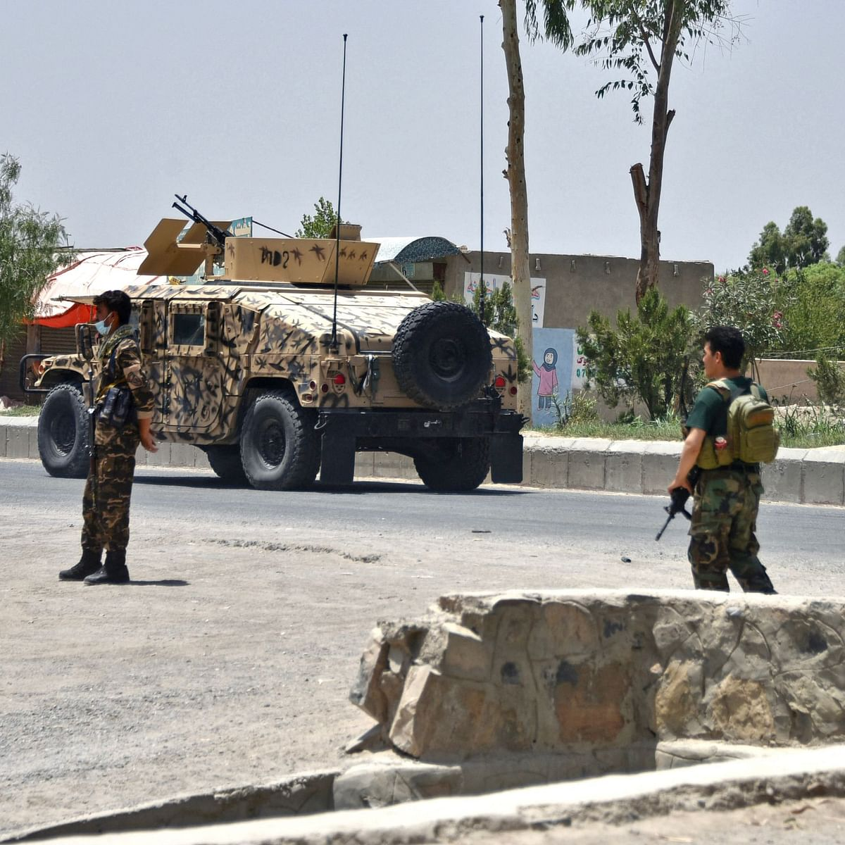 India evacuates diplomats, security personnel from Afghanistan's Kandahar as Taliban captures news areas