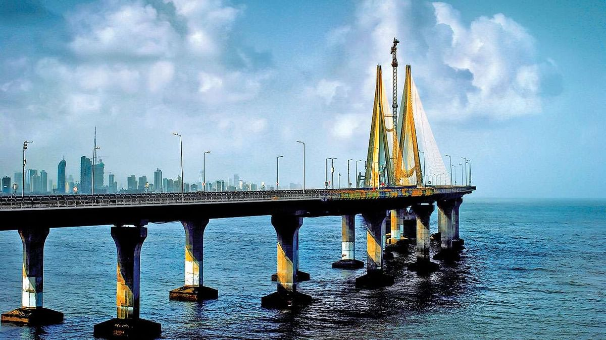Mumbai: Nearly 40% of civil work completed in Mumbai Trans Harbour Link project