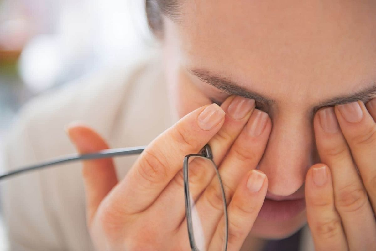 Eye problems on the rise in India amid Covid-19 pandemic