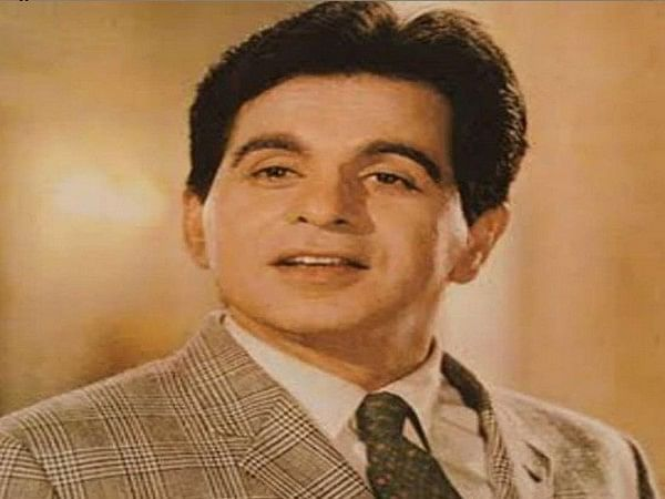 Veteran actor Dilip Kumar