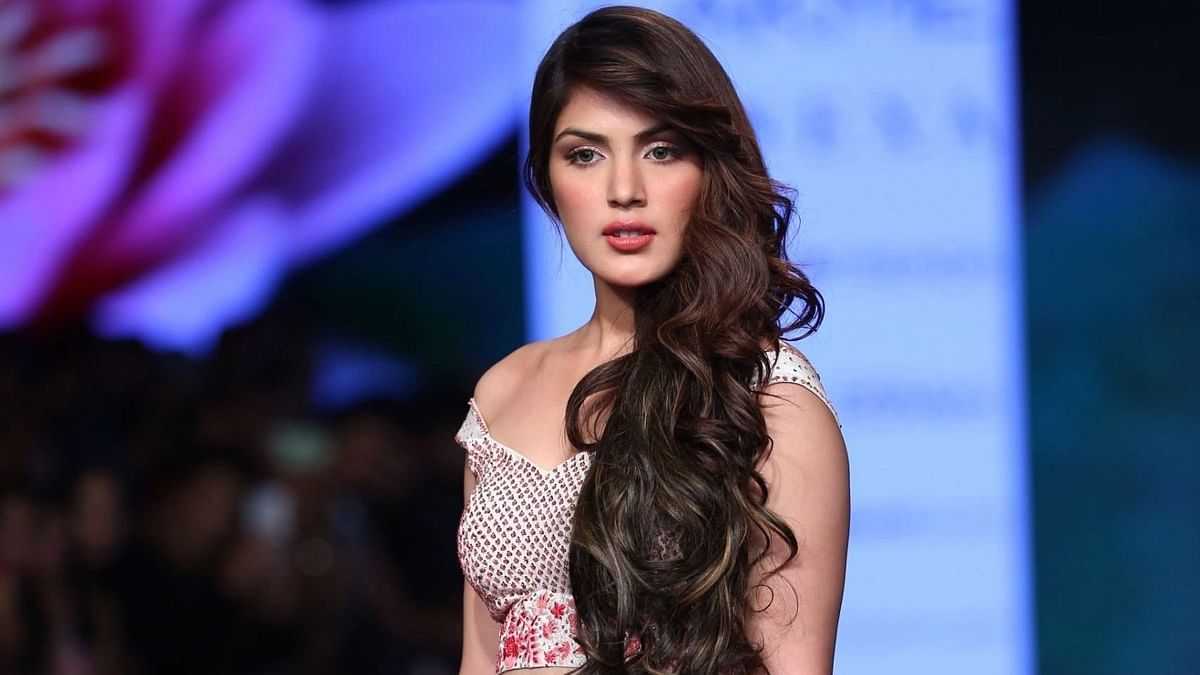 Did you know Rhea Chakraborty was the first runner-up in this MTV reality show as a teenager?