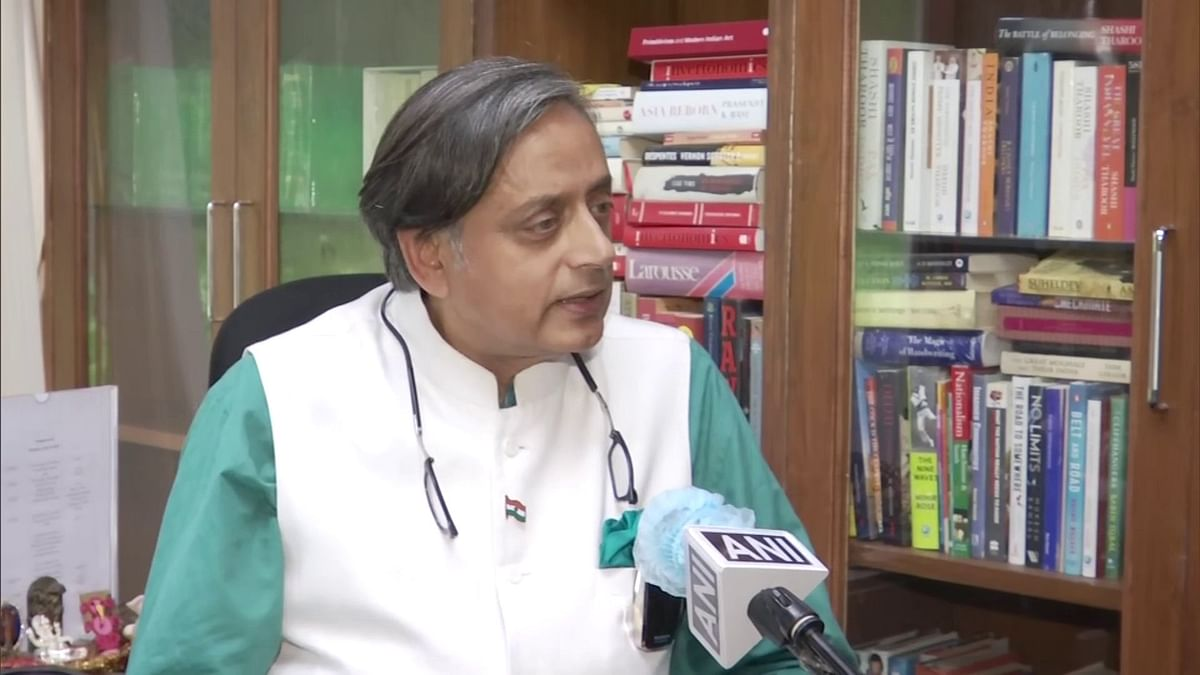 'If govt didn't authorize surveillance, then who did it?': Congress' Shashi Tharoor on Pegasus spyware row