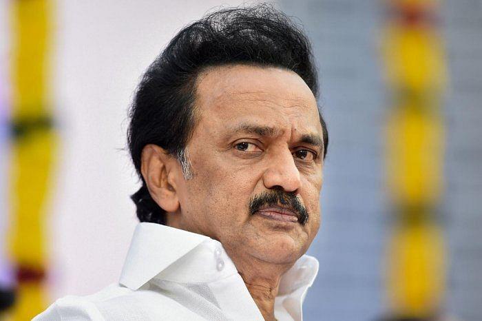 Tamil Nadu Chief minister M.K. Stalin