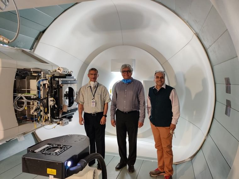 Navi Mumbai: Clinical trial for cancer treatment with Proton Therapy to start soon in TMC's ACTREC Kharghar centre