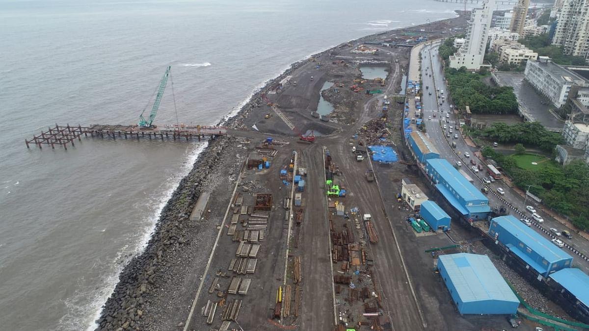 Mumbai: 36% coastal road project work complete: BMC