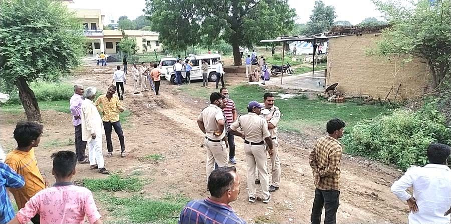 Madhya Pradesh: Case of obstruction in government work registered against the people of Chandravanshi community in Nagda