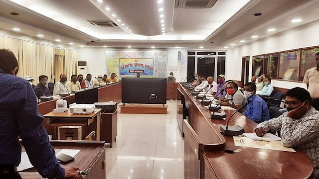 East Central Railway Hindi organises workshop at its Headquarters