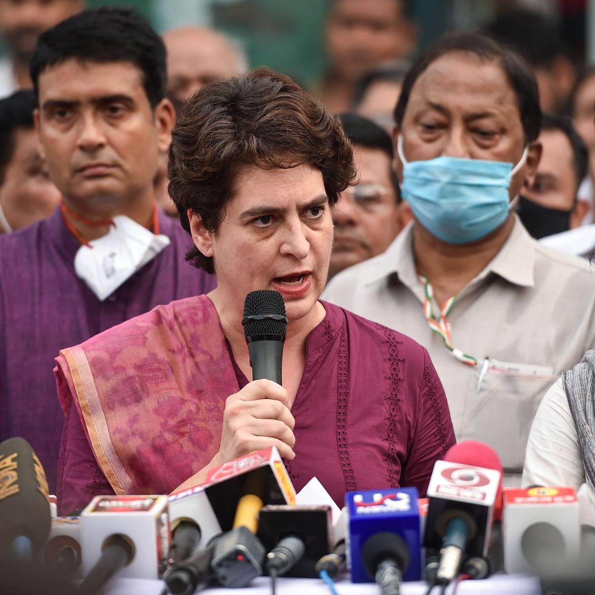 Have an open mind on forging alliance for Uttar Pradesh polls: Priyanka Gandhi Vadra