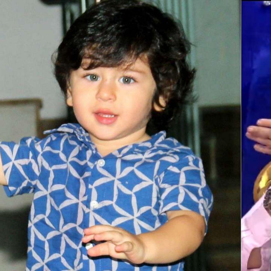 Taimur Ali Khan's special surprise leaves 'Nana' Randhir Kapoor teary-eyed