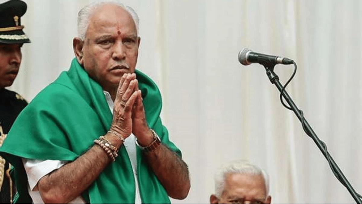 'Man of simplicity, excellence': Netizens bid a sentimental farewell as BS Yediyurappa resigns as Karnataka CM