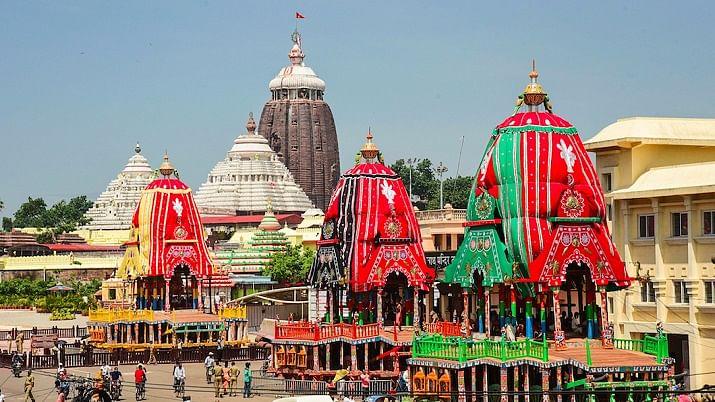 Jagannath Puri Temple, Odisha