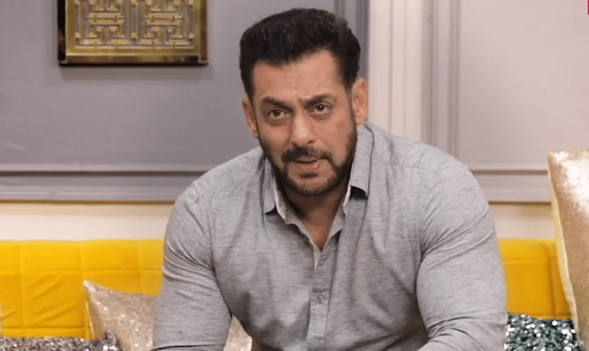 Salman Khan in 'Pinch 2'