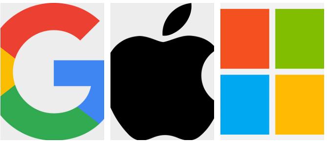 Apple, Alphabet, Microsoft report combined profits of over $50 bn in April-June