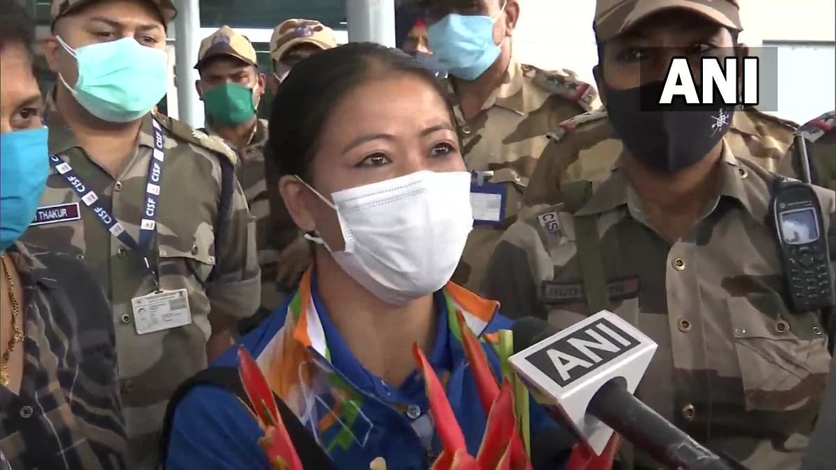 'This is mental harassment': MC Mary Kom on change of jersey at Tokyo Olympics