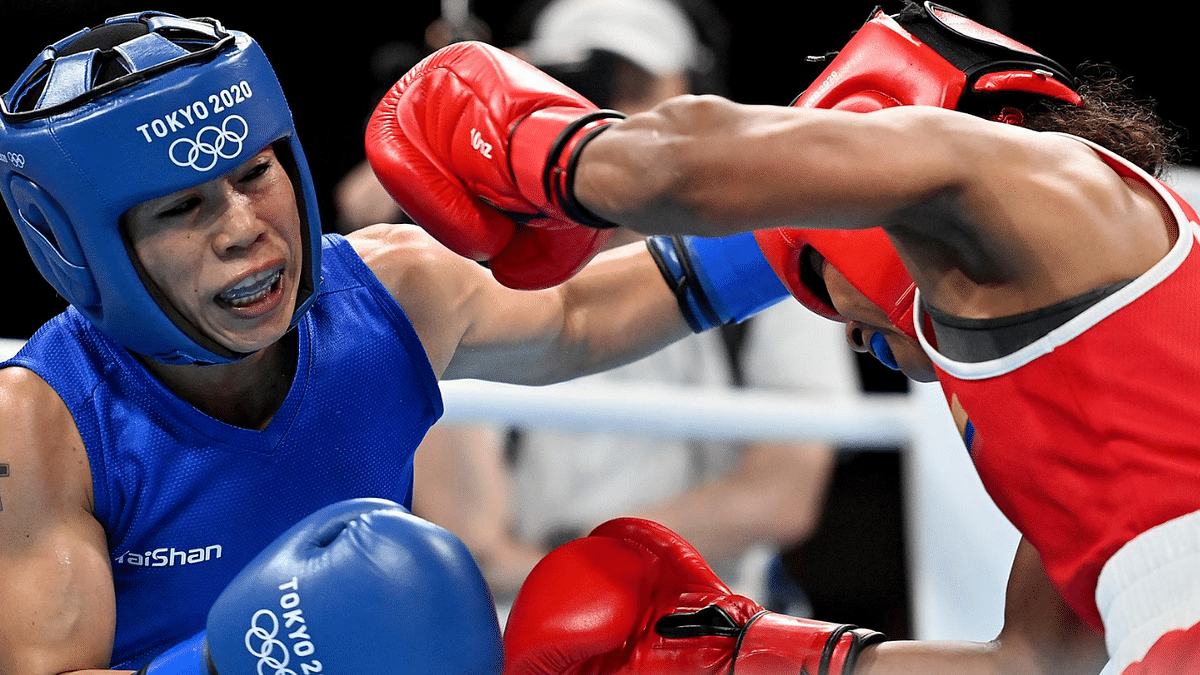 'Take a bow, Mary Kom': Indian champion loses to Colombia's Ingrit Valencia at Tokyo Olympics; netizens send virtual love